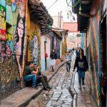 Foto ilustrativa de Bogotá, se ve un sector de El Chorro de Quevedo.Se trata de un honor para la ciudad, que solo es superada en el listado por Venecia (Italia), Moscú (Rusia), la isla Canouan, en Las Granadinas, y Estrasburgo (Francia).