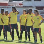 Selección Colombia Femenina de Mayores ultimó detalles para enfrentar Argentina (5)