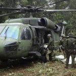 Bombardeo en el Caquetá, en el que murieron 8 menores de edad