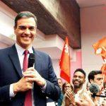 Partido Socialista gana elecciones generales en España -Pedro-Sanchez-PSOE
