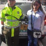Cayó 'la Estilista' dedicada a robar celulares en Transmilenio