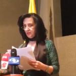 Canciller designada, Claudia Blum, presentó las líneas de trabajo prioritarias para su labor en la cartera de Relaciones Exteriores