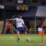 James Rodriguez lesionado ,será baja de Colombia ante Perú este viernes