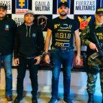 Extranjeros pretendían vandalizar paro nacional- Foto: Migración