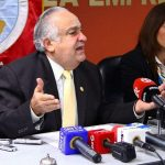 vicepresidente del Consejo Nacional de la Empresa Privada en Panamá, Gabriel Díez