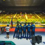 Equipo Colombia Colsanitas concluye su travesía en la Davis Cup by Rakuten Madrid Finals