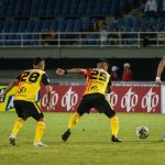 Pereira derrotó a Boyacá Chicó en el primer partido de la final del Torneo Águila1