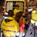 Control a Menores por ley seca y toque de queda en Manizales