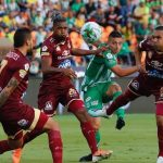 Tolima eliminó a Nacional2