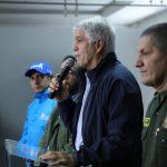 Rueda de prensa del Alcalde Peñaloza, comandante de la policia y Secretario de Seguridad _24_nov 2019 (5)