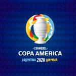 LOGO COPA AMÉRICA ARGENTINA – COLOMBIA 2020