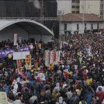 Pese a disturbios, marchas dejaron un claro mensaje para Duque