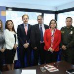 MINJUSTICIA escuchó a los directores de las seis regionales del Instituto Nacional Penitenciario y Carcelario (INPEC)