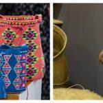 Artesanía en vivo con Marina Valencia: la artista indígena de etnia Koreguaje - Florencia dictará el taller de Tejeduría en cumare y semillas de las 11:00 am a 12:00 m., en el pabellón 1 nivel 1