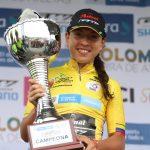 La chilena Aranza Villalón, campeona de la Vuelta a Colombia Femenina UCI 2.2