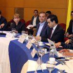 Durante la reunión de la Comisión Permanente de Concertación de Políticas Salariales y Laborales, el Banco de la República presentó un informe de la inflación para el 2019
