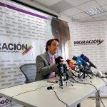 Cristian Kruger,director de Migración Colombia