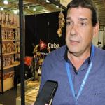 Eduardo Tomé, vicepresidente ejecutivo de la sociedad mercantil cubana Artex S.A