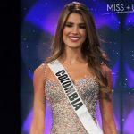 Gabriela Tafur, quedo entre las cinco finalistas