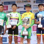 Brayan Molano se corona campeón de la XXXI Vuelta del Futuro
