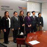 Lucha contra la corrupción, bioeconomía y equidad de género en agenda de trabajo de Vicepresidente en Corea del Sur