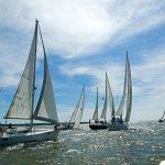 veleros de la competencia WORLD ARC