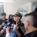 Coronel Sandra Patricia Hernández Garzón, Comandante Policía Metropolitana de Manizales