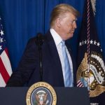 Presidente estadounidense, Donald Trump