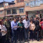 Gobernador de Cundinamarca, Alcaldesa de Bogotá y Akcalde de Soacha