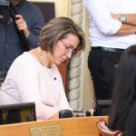 María Isabel Gavidia Calderon , primera vicepresidenta de la Asambleas de Caldas 2020-B