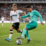 Real Madrid derroto al Valencia en la Supercopa de España 2020-JAMES RODRIGUEZ