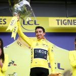 Egan Bernal engalana el Tour Colombia 2.1