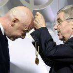 Gianni Infantino, elegido nuevo miembro del Comité Olímpico Internacional