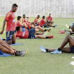 Selección Colombia Sub-23 ya está en Pereira para Torneo Preolímpico