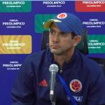 Arturo Reyes, entrenador de Colombia SUB 23