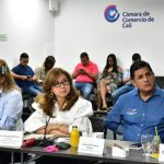 Gobernadora del Valle,Congresista Norma Hurtado Sánchez y el Alcalde de Cali en Reunión del bloque de congresistas vallecaucanos del 2020 celebrada en Cali
