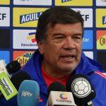 Director Técnico de la Selección Colombia Femenina Sub-20, Nelson Abadía