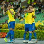 Brasil siempre es favorita, situación que hoy debe de demostrar ante el rival directo que tiene en el Grupo B.
