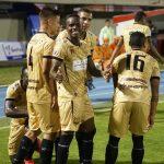 Rionegro Águilas venció 2-0 a Jaguares