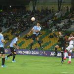 Uruguay venció 1 por 0 a Perú 7
