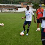 Selección Colombia Sub-23 realizó último entrenamiento antes de su partido ante Chile (4)