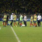 Colombia empató y aseguró cupo en la fase final 2020-01-30