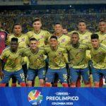 Colombia Sub 23 por el sueño olimpico
