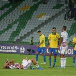 Brasileros derrotaron 2-1 a paraguayos