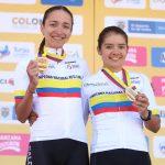 Lina Hernández y Catalina Gómez brillaron en Tunja y son las nuevas campeonas nacionales de ruta 2020