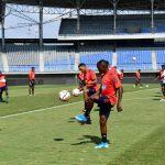 Selección Colombia Sub-23, realizó su último entrenamiento en Pereira antes de su viaje a Bucaramanga 01022020 (8)