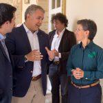 Diálogo del Presidente Iván Duque y la Alcaldesa de Bogotá, Claudia López,