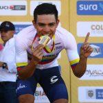 Sergio Higuita se consagró Campeón Nacional de Ruta 2020