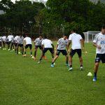 Pensando en Brasil, Selección Colombia Sub-23 entrenó en Bucaramanga