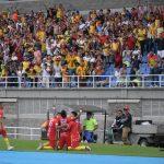 Desahogo de goles y victoria Matecaña en la A-2